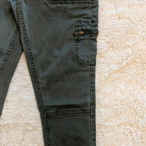 Mossimo Supply Co. Jeans - Mossimo Mid-rise Cargo Jeggings